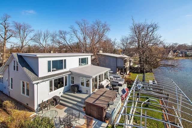 33874 N Lake Shore Drive, Grayslake, IL 60030 (MLS #10932446) :: BN Homes Group