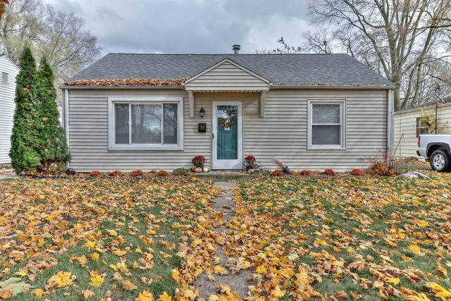 28 James Road, Rantoul, IL 61866 (MLS #10932541) :: Littlefield Group
