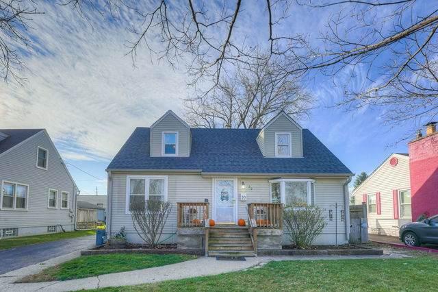 20 S Iowa Avenue, Addison, IL 60101 (MLS #10932570) :: BN Homes Group