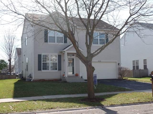 6216 Blue Ridge Drive, Plainfield, IL 60586 (MLS #10932578) :: Helen Oliveri Real Estate