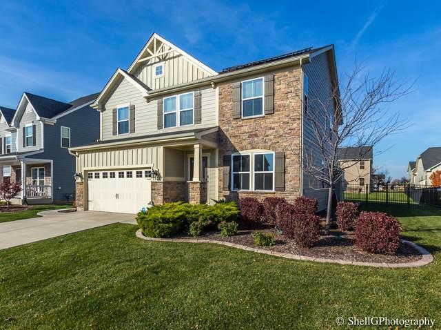 1706 Metcalf Lane, Shorewood, IL 60404 (MLS #10932590) :: Helen Oliveri Real Estate