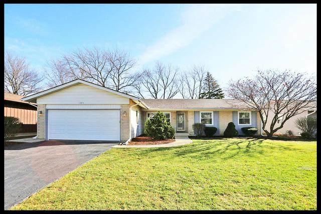 1323 Wasdale Avenue, Elk Grove Village, IL 60007 (MLS #10932643) :: BN Homes Group