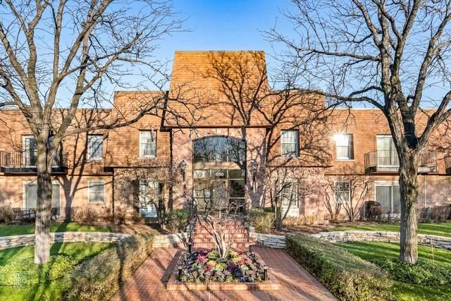1250 Park Avenue W #414, Highland Park, IL 60035 (MLS #10932661) :: The Wexler Group at Keller Williams Preferred Realty