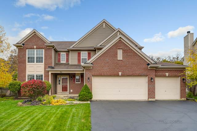 941 Sterling Heights Drive, Antioch, IL 60002 (MLS #10932681) :: Janet Jurich