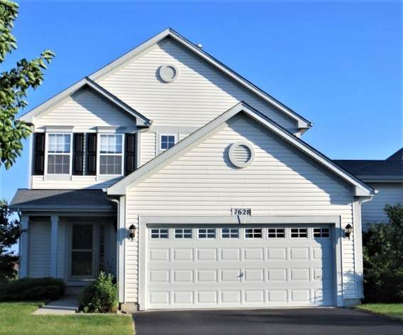 7628 Stonecrop Lane, Joliet, IL 60431 (MLS #10932813) :: BN Homes Group