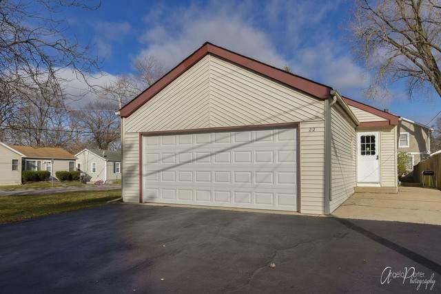 22 Cross Street, Fox Lake, IL 60020 (MLS #10932817) :: John Lyons Real Estate