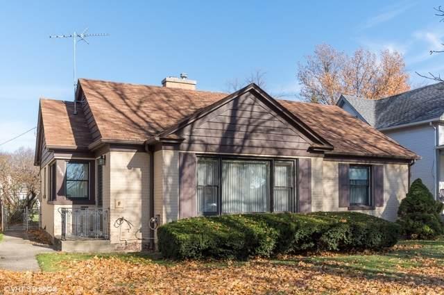 5064 W Berwyn Avenue, Chicago, IL 60630 (MLS #10932838) :: Lewke Partners