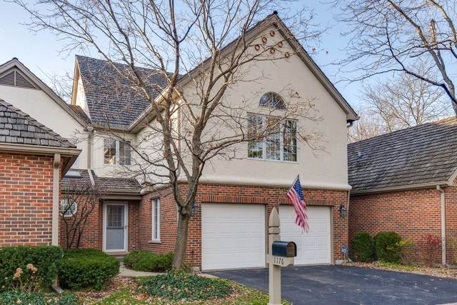 1176 Lynette Drive, Lake Forest, IL 60045 (MLS #10932869) :: The Wexler Group at Keller Williams Preferred Realty