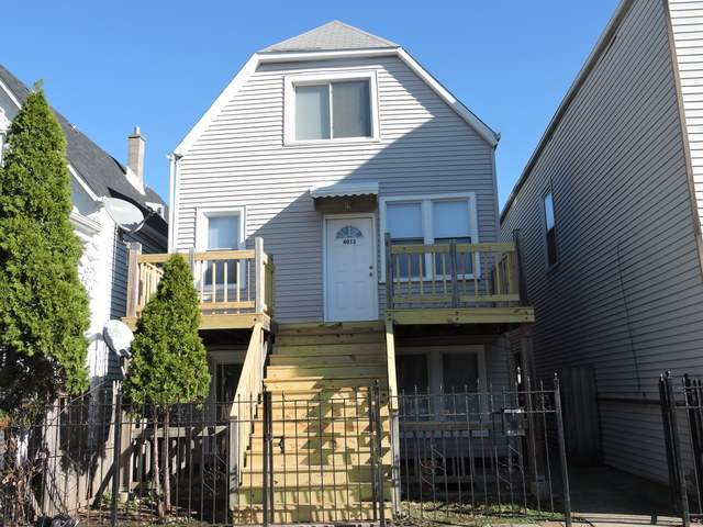 4013 S Artesian Avenue, Chicago, IL 60632 (MLS #10933013) :: BN Homes Group