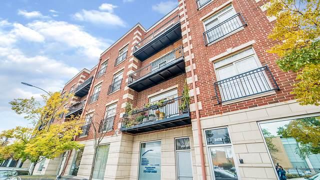 5420 N Kedzie Avenue 3D, Chicago, IL 60625 (MLS #10933031) :: BN Homes Group