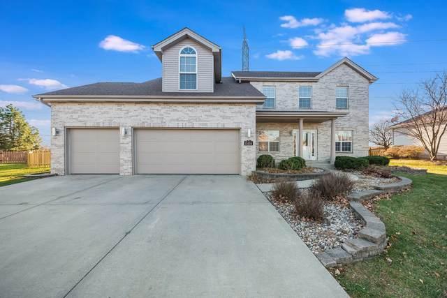 13454 Blackstone Lane, Plainfield, IL 60585 (MLS #10933060) :: Helen Oliveri Real Estate