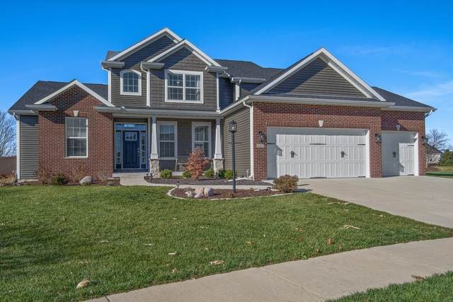 1603 Sandcherry Court, Champaign, IL 61822 (MLS #10933112) :: Helen Oliveri Real Estate