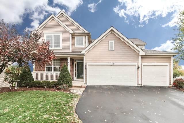 12 Winterberry Court, Streamwood, IL 60107 (MLS #10933155) :: John Lyons Real Estate