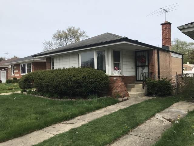 151 Rice Avenue, Bellwood, IL 60104 (MLS #10933189) :: Lewke Partners