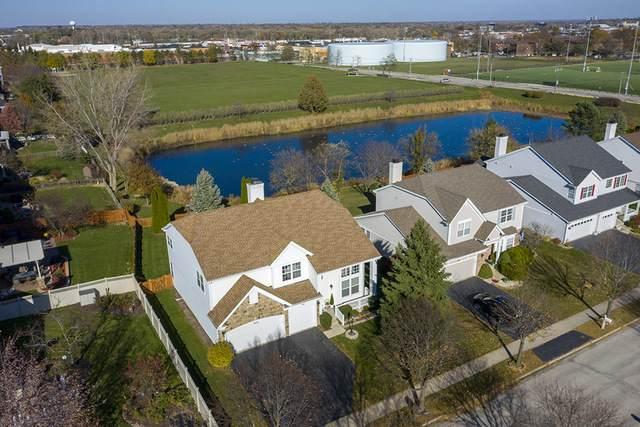 704 E Lenox Lane, Palatine, IL 60074 (MLS #10933358) :: Lewke Partners