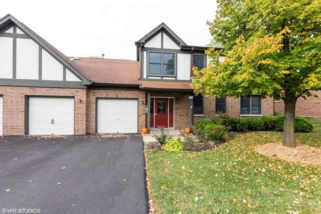 316 Carriage Way 2C, Bloomingdale, IL 60108 (MLS #10933448) :: John Lyons Real Estate