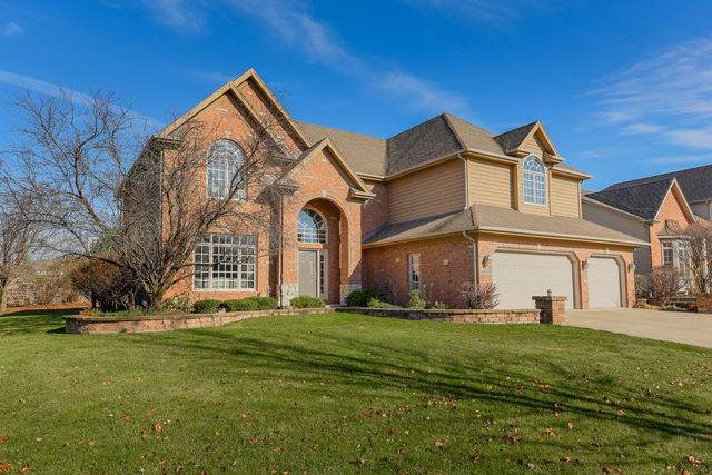 3535 Breitwieser Lane, Naperville, IL 60564 (MLS #10933464) :: BN Homes Group