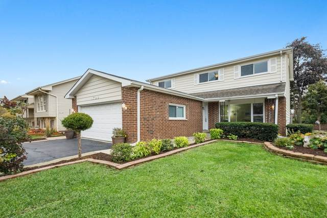 1799 W Byron Avenue, Addison, IL 60101 (MLS #10933500) :: Helen Oliveri Real Estate