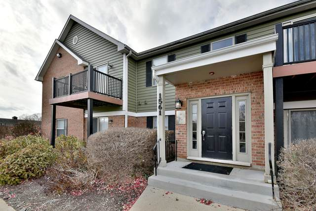 1561 Raymond Drive #102, Naperville, IL 60563 (MLS #10933503) :: Helen Oliveri Real Estate