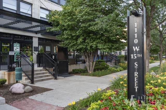 1110 W 15th Street #323, Chicago, IL 60608 (MLS #10933506) :: BN Homes Group