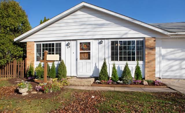 419 Berkshire Avenue, Romeoville, IL 60446 (MLS #10933512) :: John Lyons Real Estate