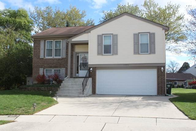 4993 Somerton Drive, Hoffman Estates, IL 60010 (MLS #10933523) :: The Dena Furlow Team - Keller Williams Realty