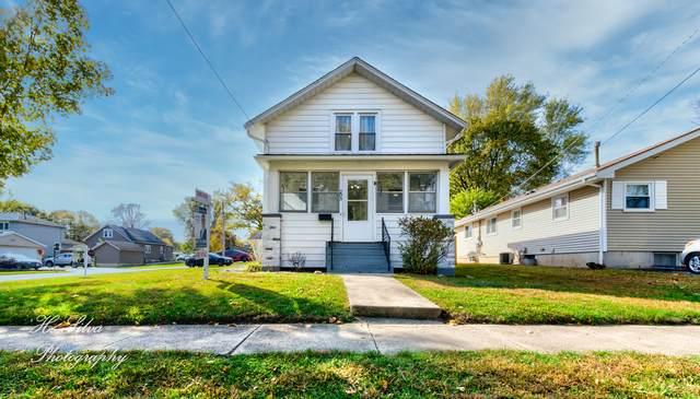 203 N Lord Avenue, Carpentersville, IL 60110 (MLS #10933552) :: Suburban Life Realty