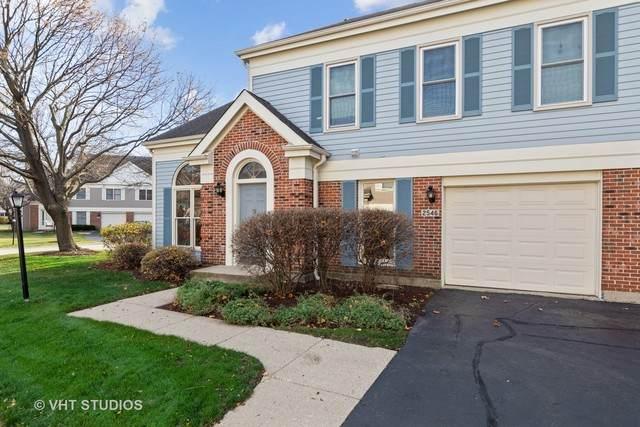 2546 E Hunter Drive, Arlington Heights, IL 60004 (MLS #10933575) :: Lewke Partners
