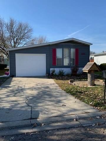 468 Greensward Way, Matteson, IL 60443 (MLS #10933619) :: Littlefield Group