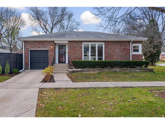 95 N Gilbert Avenue, La Grange, IL 60525 (MLS #10933695) :: Lewke Partners