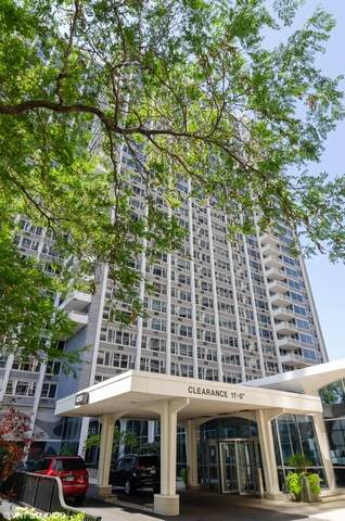 4250 N Marine Drive #2014, Chicago, IL 60613 (MLS #10933703) :: John Lyons Real Estate