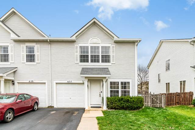 637 Edward Drive, Romeoville, IL 60446 (MLS #10933764) :: BN Homes Group