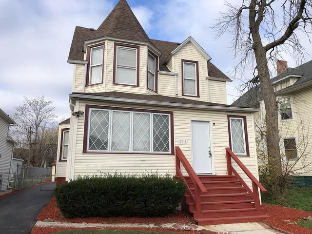 214 S 14th Avenue, Maywood, IL 60153 (MLS #10933777) :: Lewke Partners
