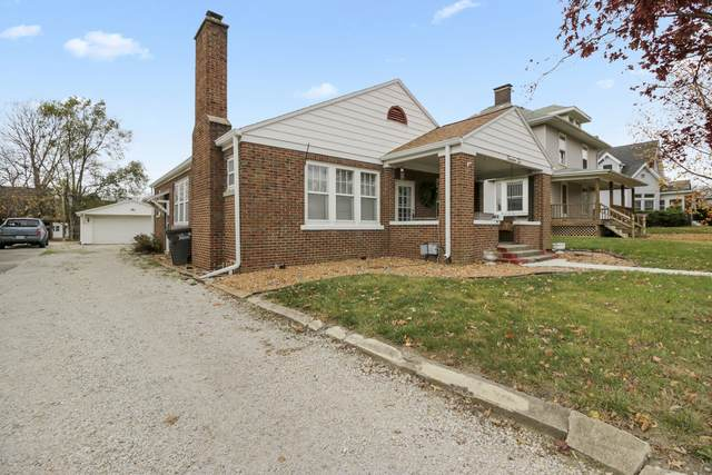 1410 N Walnut Street, Danville, IL 61832 (MLS #10933795) :: BN Homes Group