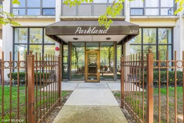6701 S Crandon Avenue 5A, Chicago, IL 60649 (MLS #10933807) :: Property Consultants Realty