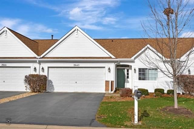 21440 W Douglas Lane, Plainfield, IL 60544 (MLS #10933897) :: Helen Oliveri Real Estate