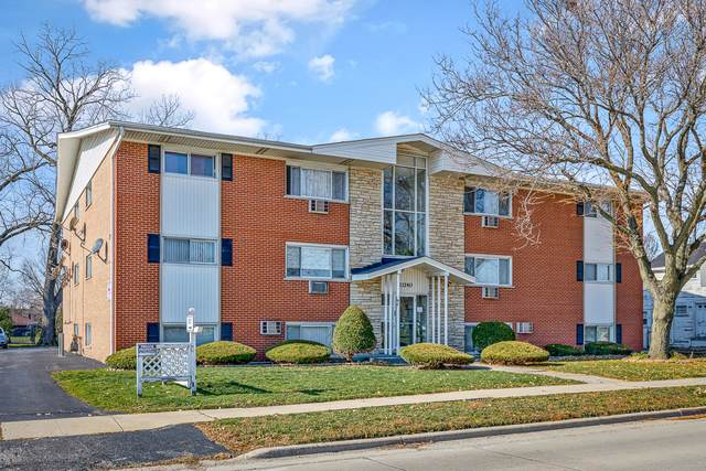 11140 S Ridgeland Avenue 2C, Worth, IL 60482 (MLS #10933982) :: BN Homes Group