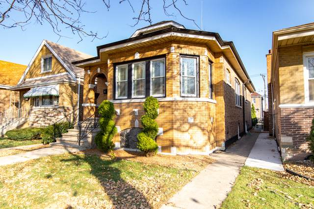 5027 S Kostner Avenue, Chicago, IL 60632 (MLS #10933983) :: Property Consultants Realty