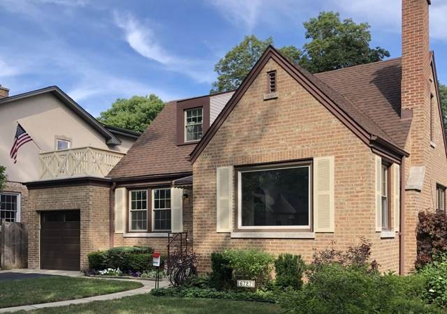 6727 N Loron Avenue, Chicago, IL 60646 (MLS #10934010) :: Helen Oliveri Real Estate