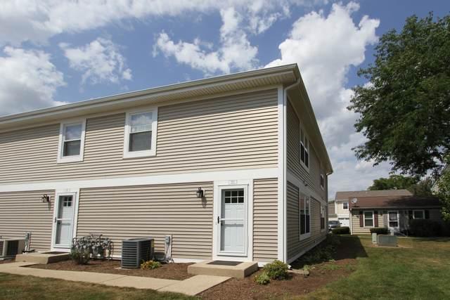 353 Farmingdale Circle #353, Vernon Hills, IL 60061 (MLS #10934013) :: John Lyons Real Estate