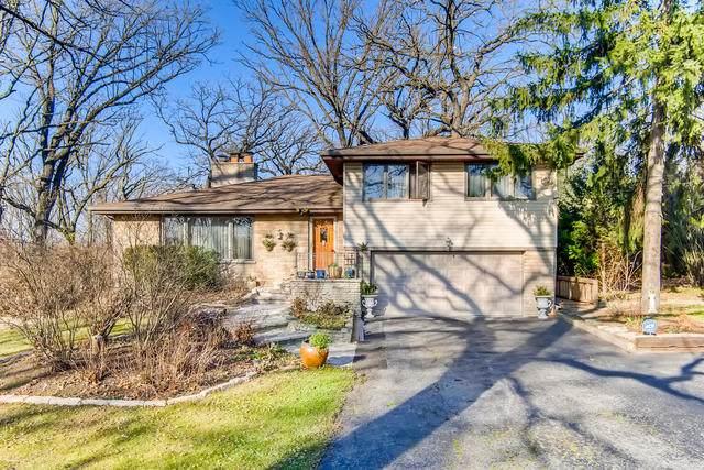 17W178 87TH ST Street, Hinsdale, IL 60527 (MLS #10934044) :: John Lyons Real Estate