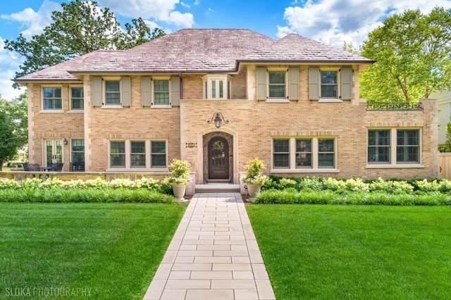 1101 Chestnut Avenue, Wilmette, IL 60091 (MLS #10934115) :: Property Consultants Realty