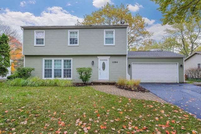 1284 Casa Solana Drive, Wheaton, IL 60189 (MLS #10934189) :: Suburban Life Realty