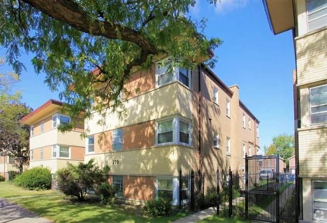 2310 W Garfield Boulevard, Chicago, IL 60609 (MLS #10935222) :: BN Homes Group