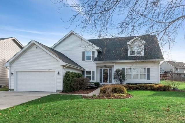 377 Camden Place, Vernon Hills, IL 60061 (MLS #10935315) :: John Lyons Real Estate