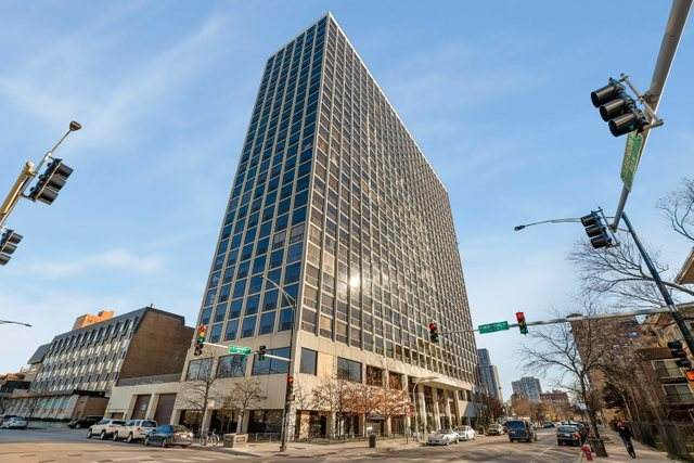 4343 N Clarendon Avenue #702, Chicago, IL 60613 (MLS #10935523) :: The Wexler Group at Keller Williams Preferred Realty