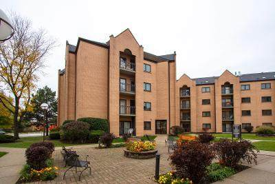 7420 W Lawrence Avenue #410, Harwood Heights, IL 60706 (MLS #10935557) :: Littlefield Group
