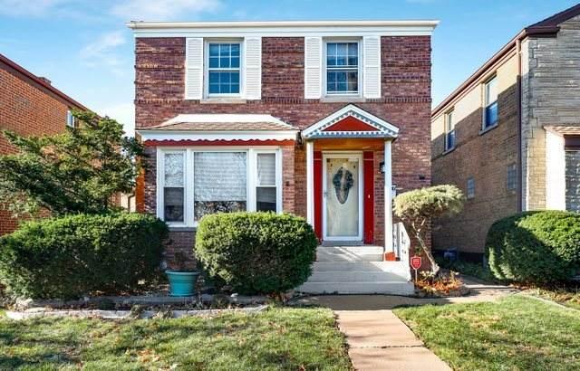 3542 S 61st Avenue, Cicero, IL 60804 (MLS #10935596) :: Suburban Life Realty