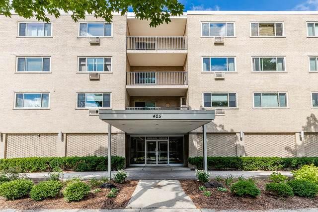425 Home Avenue 3D, Oak Park, IL 60302 (MLS #10935616) :: Helen Oliveri Real Estate
