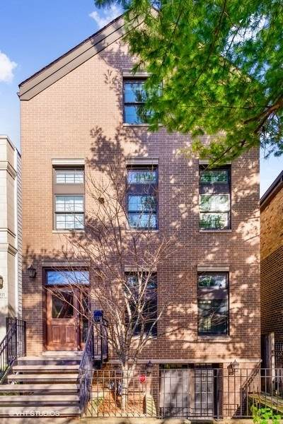 1833 N Wilmot Avenue, Chicago, IL 60647 (MLS #10935964) :: Property Consultants Realty